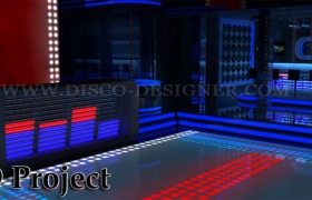 3D club project