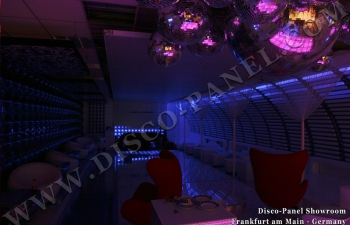 LED disco panels