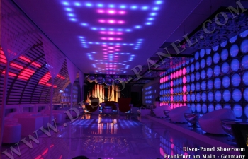 Disco designer showroom in germany disco panel products disco light effects aloadofball Image collections