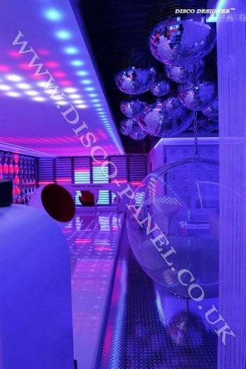 nightclub RGB LED lighting