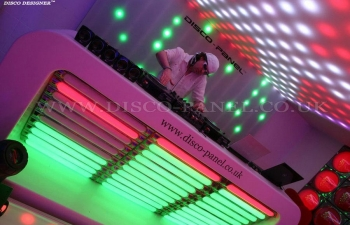 DJ Equalizer Booth
