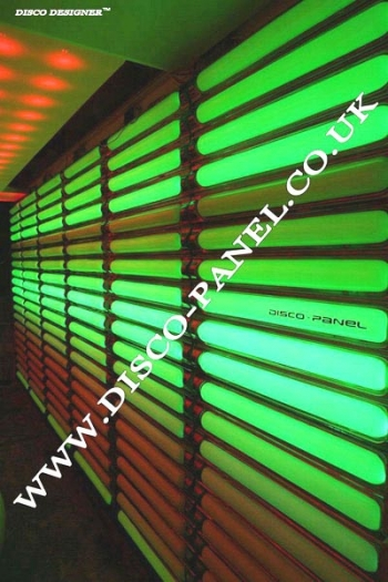 led equalizer panel
