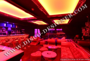 LED ceiling panels