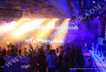 led lighting disco designer
