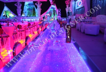 led sparkling bar