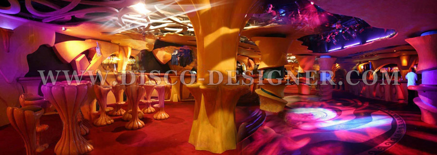 Disco Design Projects - Cyprus 2004