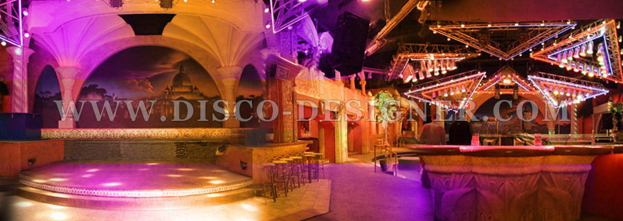 Disco Design Projects - Germany 2003