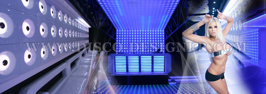 Disco Design Projects - Hungary 2009
