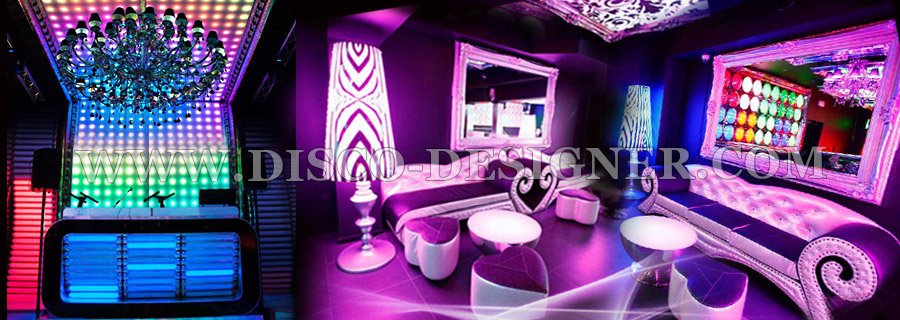 Disco Design Projects - Showroom