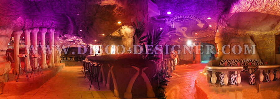 Disco Design Projects - Spain 2005