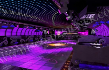 lighting dancefloor