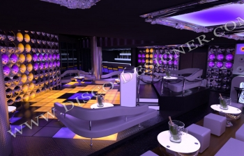 Club Design Ideas in 3D | Disco Project Concepts