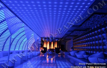 unique nightclub ceiling
