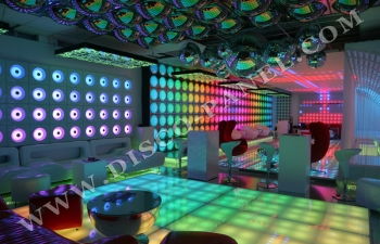 LED dance floors Germany