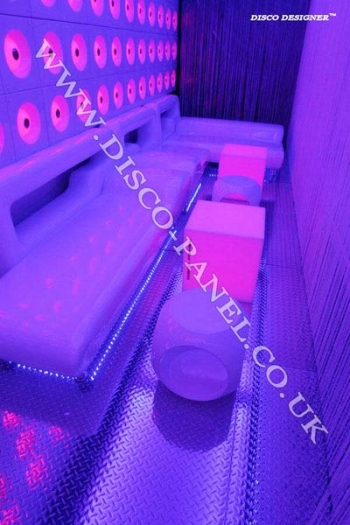 club seatings furniture and led tables