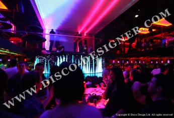 nightclub decoration