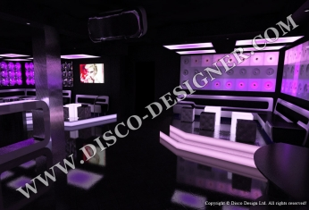 3D project nightclub
