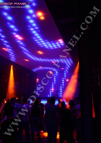 LED disco decoration
