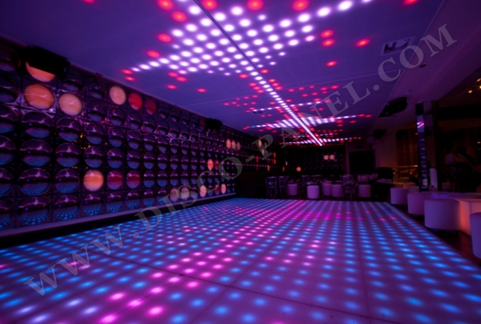 disco club LED ceiling