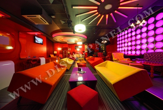 nightclub decor