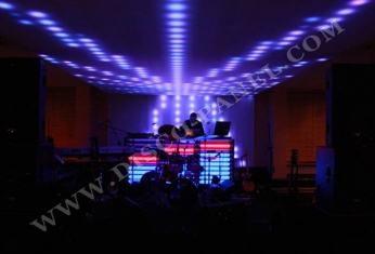 DJ booth design