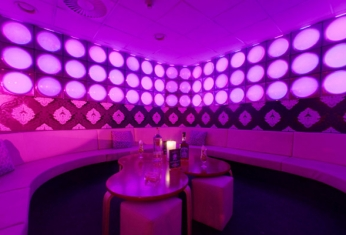 LED disco design