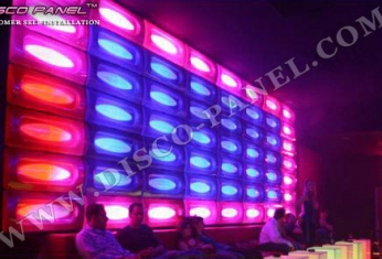 LED space panels