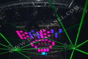 LED ceiling bubble