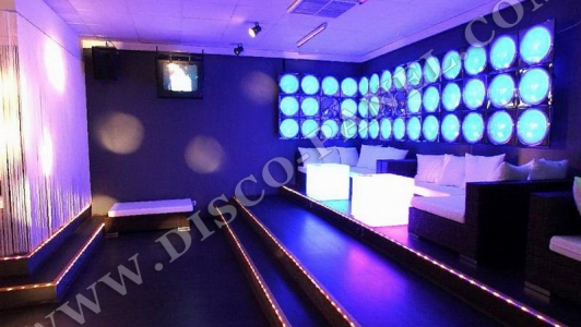 music park disco firniture design
