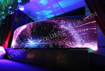 led stage video display