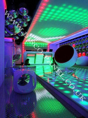 great disco lighting