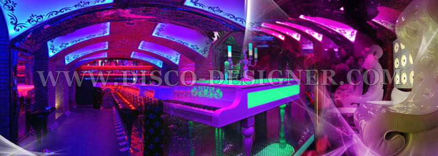 Disco Design Projects - Belgium 2010