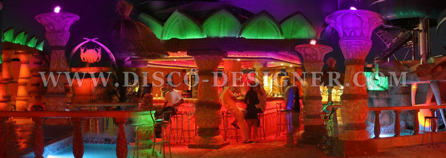 Disco Design Projects - Germany - Bulgaria 2002