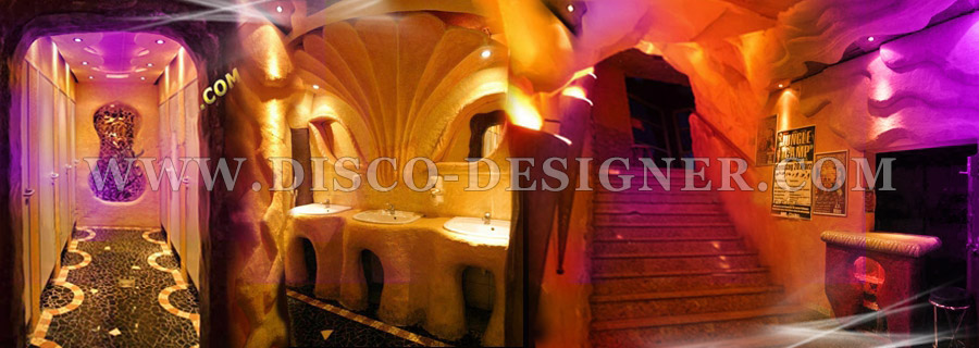 Disco Design Projects - Germany 2004
