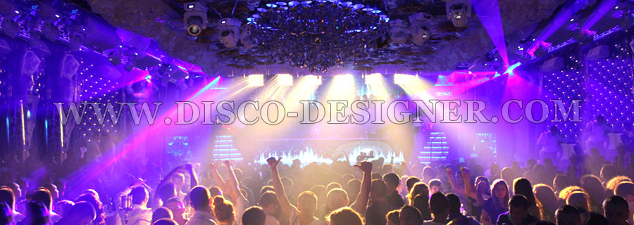 Disco Design Projects - Showroom XS