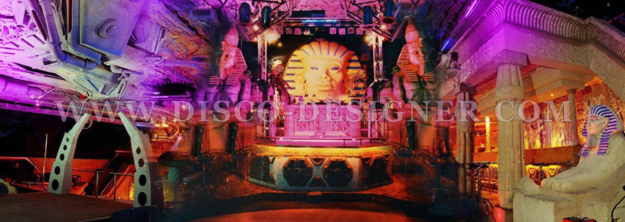 Disco Design Projects - Bulgaria 1999