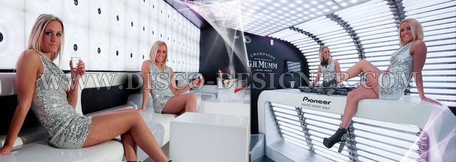 Disco Design Projects - Sweden 2012
