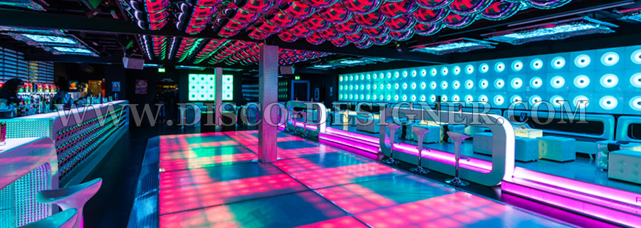 Disco Design Projects - Switzerland 2012