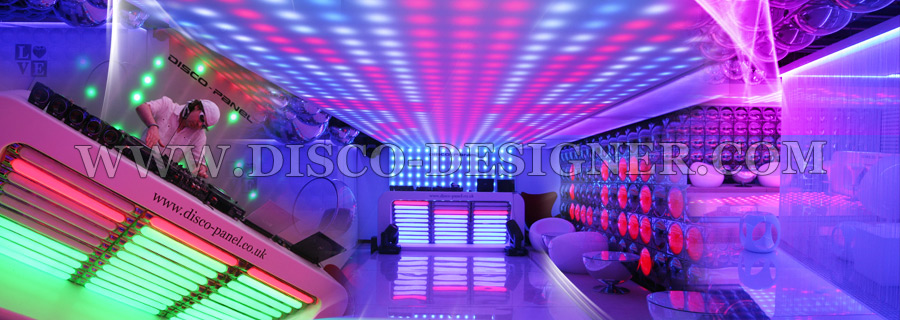 Disco Design Projects - Showroom UK 2009