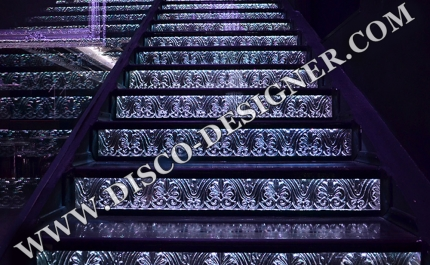 disco-stairs