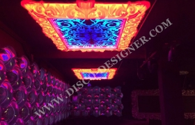 led-frame-ceiling-disco-club