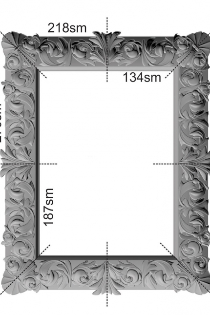 size-frame-ceiling