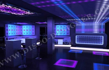 led disco lighting